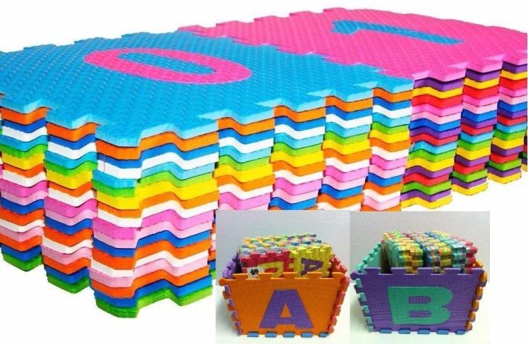 Beneficios de jugar con puzzles refugio de crianza - Alfombra puzzle ninos ...