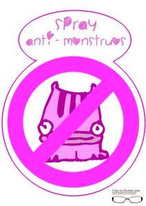 anti monstruos