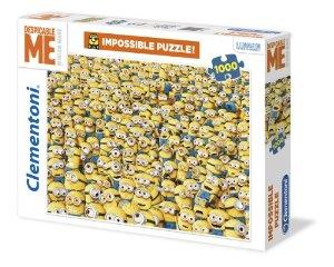 puzzle minions 1000 piezas