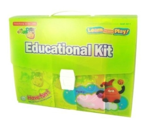 educational kit jumping clay