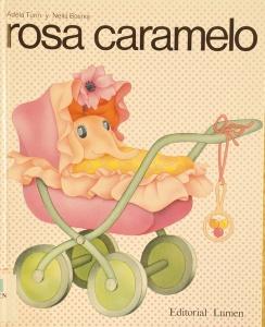 portada rosa caramelo antigua