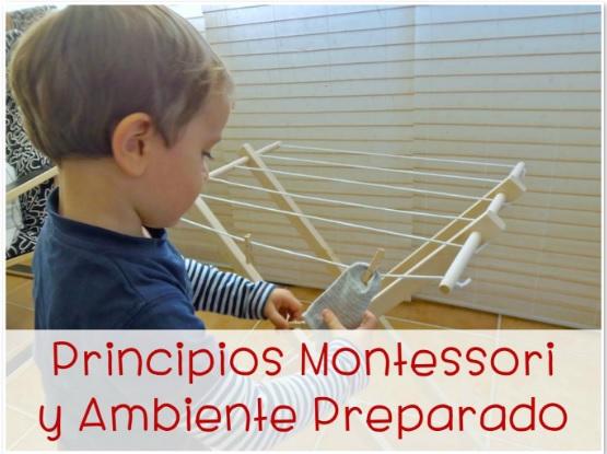 Principios Montessori, ambiente preparado