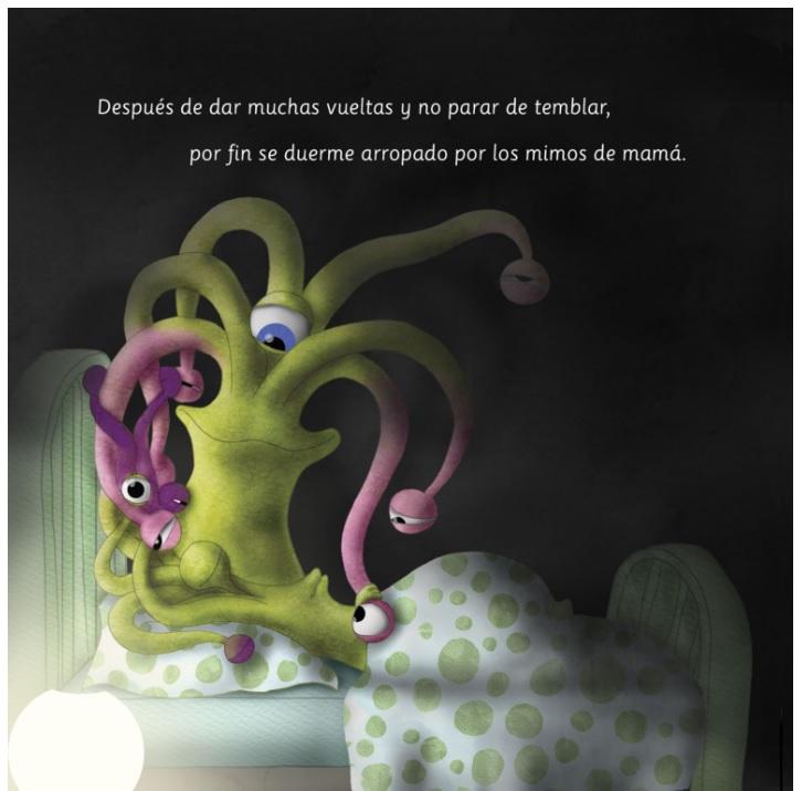 los tentáculos de blef. emonautas. miedo