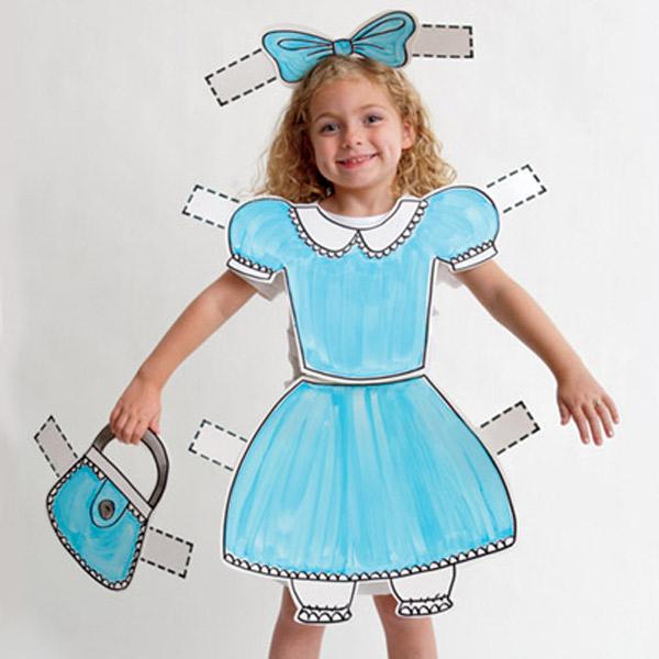 disfraz muñeca mariquita