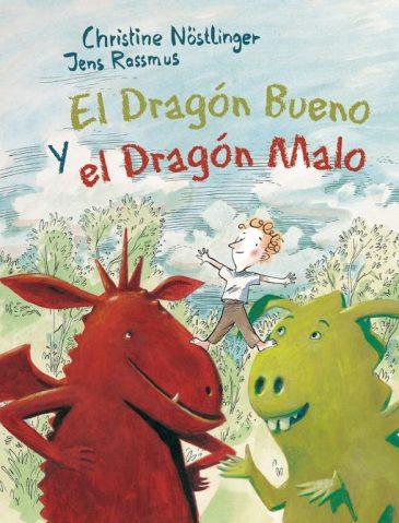 editorial picarona. El dragón bueno y el dragón malo