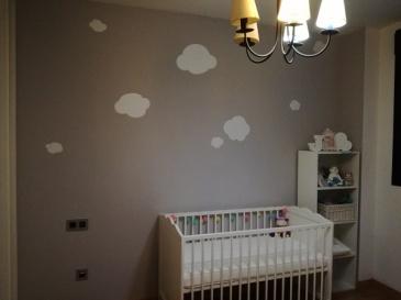 vinilos decorativos para habitación de bebé