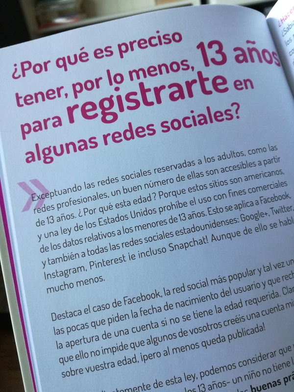 cómo funcionan las redes sociales. Editorial Edebe