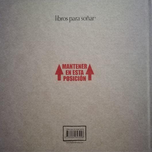 No es una caja. Editorial Kalandraka