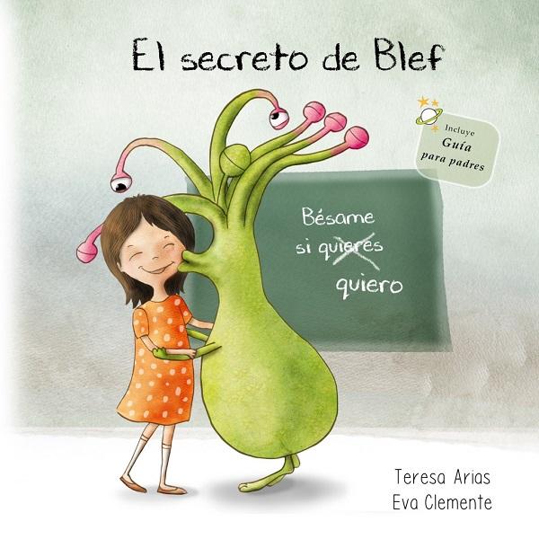 el secreto de Blef. Editorial Emonautas