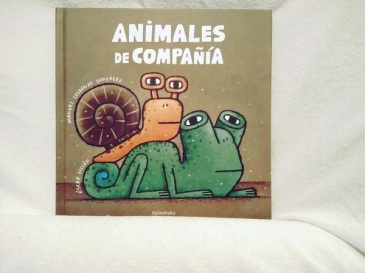 animales de compañia editorial kalandraka