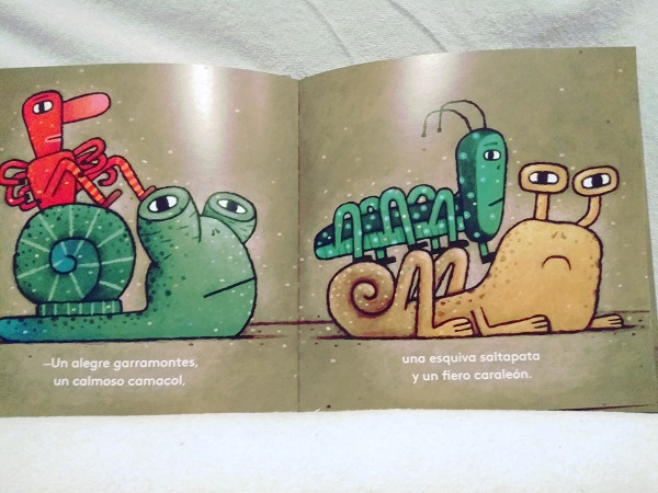 animales de compañía editorial kalandraka